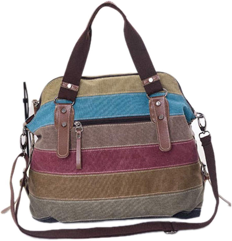 CHLZYD Messenger Fashion Women Shoulder Bag Satchel Crossbody Tote Handbag Purse Messenger Canvas