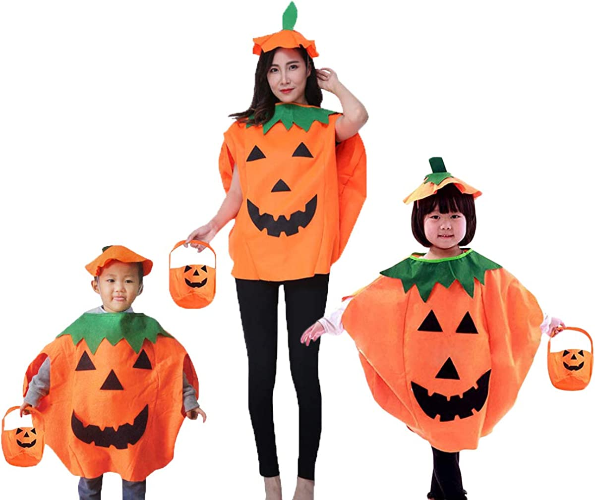 OFFicial site QBSM Halloween Pumpkin Costume Suit Popular shop is the lowest price challenge B for Clothes Clothing Party