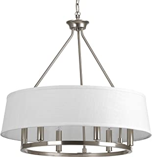 Progress Lighting P4618-09 Traditional/Formal 6-60W Cand Chandelier, 97