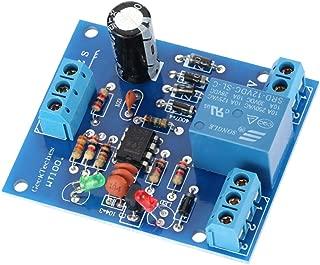 9V-12V AC/DC Liquid Level Controller Water Level Detection Sensor Drainage Pump Water Control Module