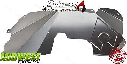 Artec Industries JK2107 Non Vented Jk Inner Fender