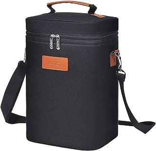 Bageek Lunch Bag Lunch Cooler Bag Insulated Waterproof Detachable Picnic Shoulder Bag