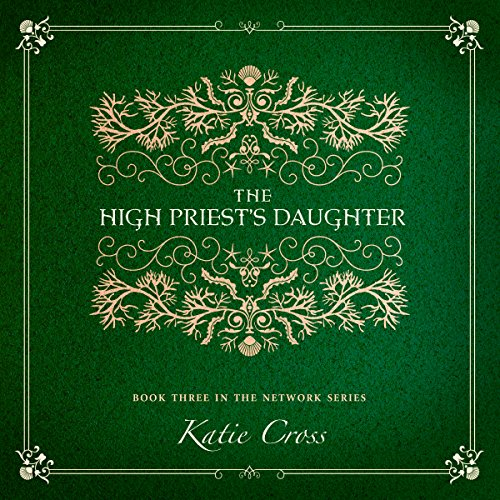 The High Priest's Daughter audiobook cover art