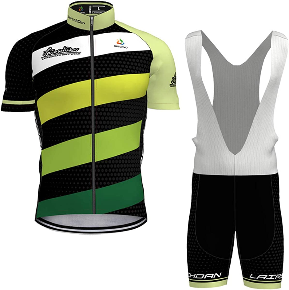 Mens Classic Cycling Jersey Race fit Shor OFFicial mail order 9D Gel with Padded Max 83% OFF Bib