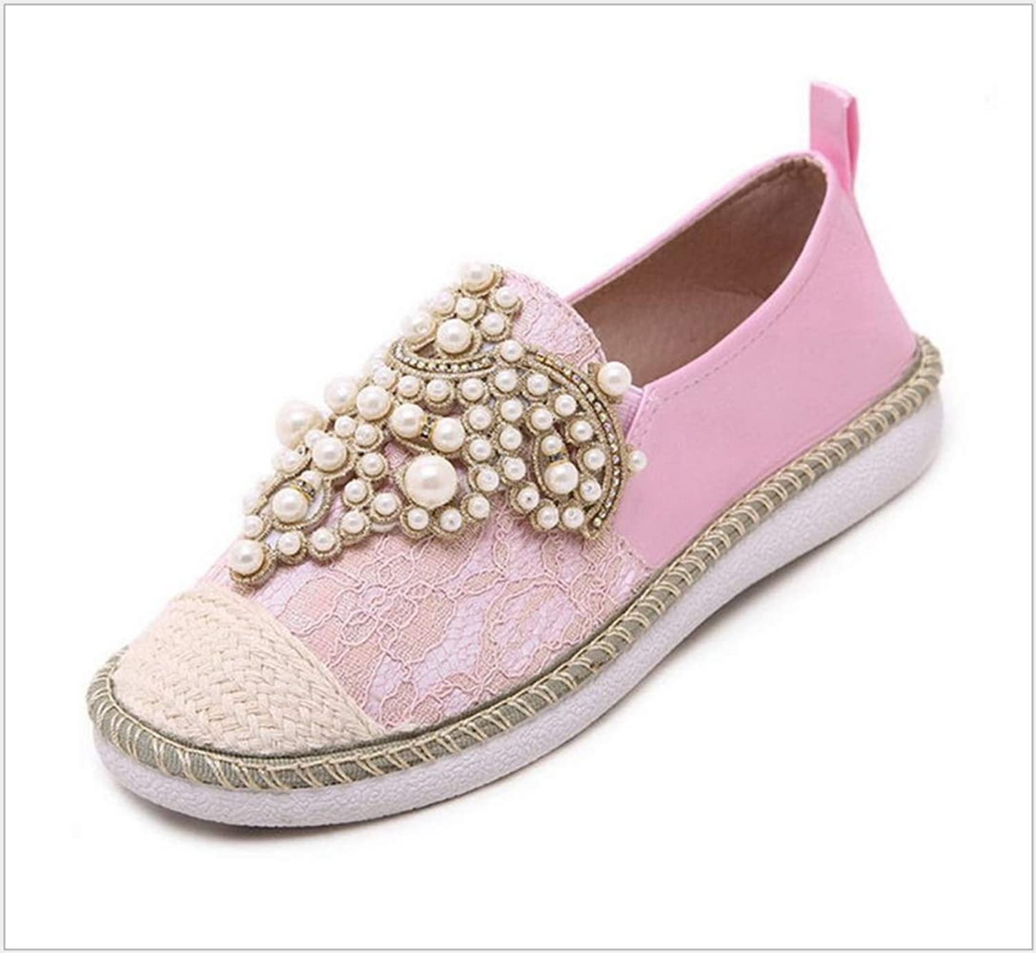 Women's Casual shoes, Single shoes, Flat shoes, Spring and Summer, Loafers