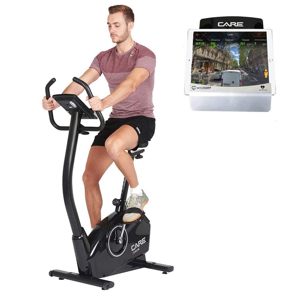 CARE FITNESS – Bicicleta motorizada con Bluetooth CV-530 – 24 ...