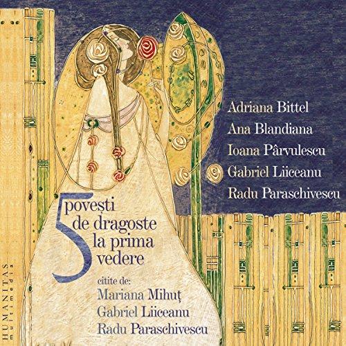 Povești de dragoste la prima vedere audiobook cover art