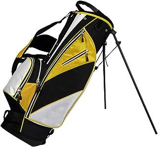 LIUXIN Golf Club Bag, Full Set of Equipment, Lightweight and Portable, Multi-Color Optional Golf Bag (Color : Yellow)