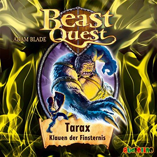 Tarax, Klauen der Finsternis (Beast Quest 21) Titelbild