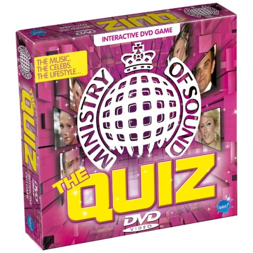 Upstart Ministry of Sound DVD-Pack