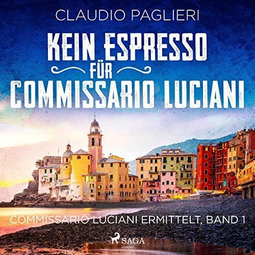 Kein Espresso für Commissario Luciani Titelbild