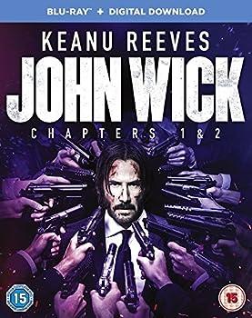John Wick  Chapter 1 & 2 [Blu-ray]
