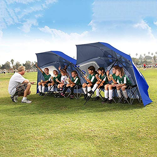 PARASOL Outdoor beach umbrellas, sun and wind shelters, used for beaches and sporting events, fishing