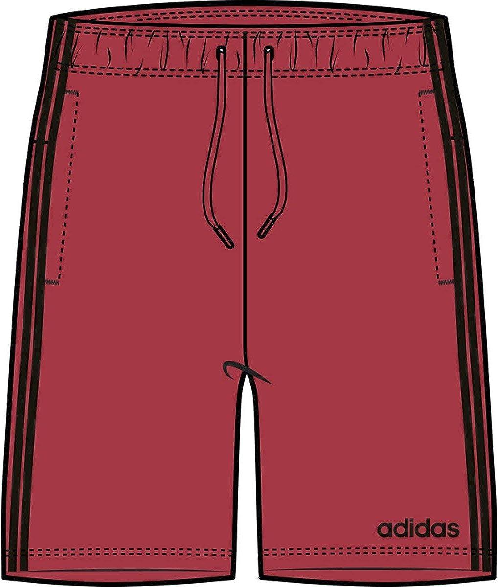 adidas Men's Essentials 3-Stripes Short Fleece