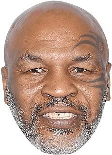 Celebrity Cutouts Mike Tyson (Beard) Big Head. Larger Than Life mask.