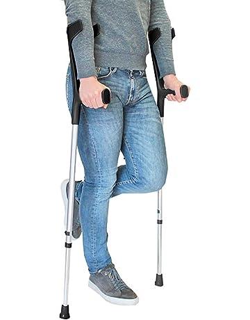 Kylewo Buffer de Goma de 6 Piezas para los Bastones de Senderismo Puntas de muleta de b/úfer de Goma Pies de pie autoestable