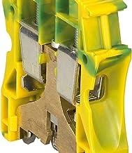 Legrand bornas vikingtm 3 - Borna viking3 35mm2 paso-15 verde amarillo
