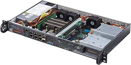 VMware Certified - Supermicro SYS-5019D-FN8TP for Virtualization w/Intel Xeon D-2146NT 8 Core Processor (128GB ECC RDIMM, 250GB M.2 NVMe and 2 x 2TB 2.5