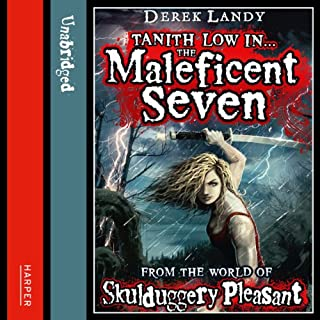The Maleficent Seven (From the World of Skulduggery Pleasant) Titelbild