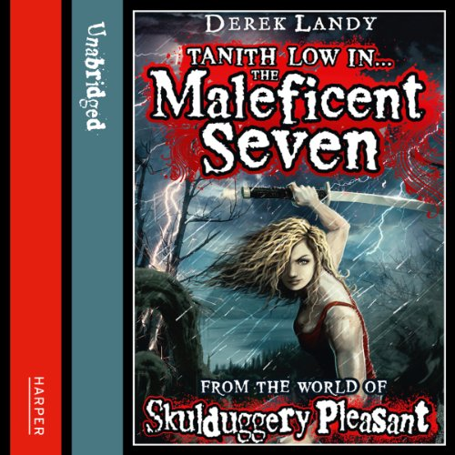 The Maleficent Seven (From the World of Skulduggery Pleasant) cover art