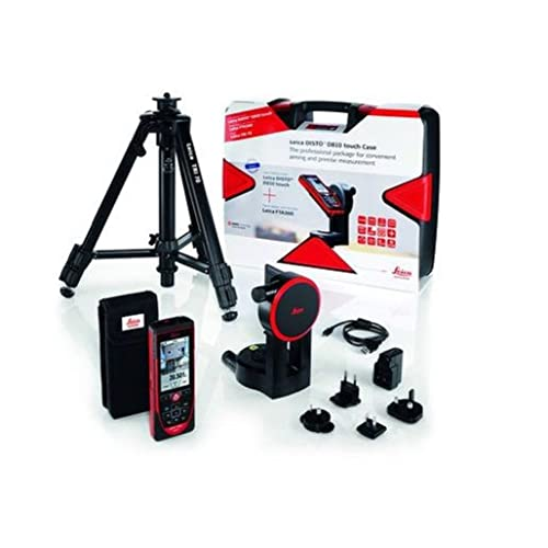 426c99be69f 38960-PE Leica DISTO D810 Touch Laser Distance Measurer Package Includes  Leica DISTO D810 Touch