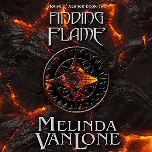 Finding Flame cover art