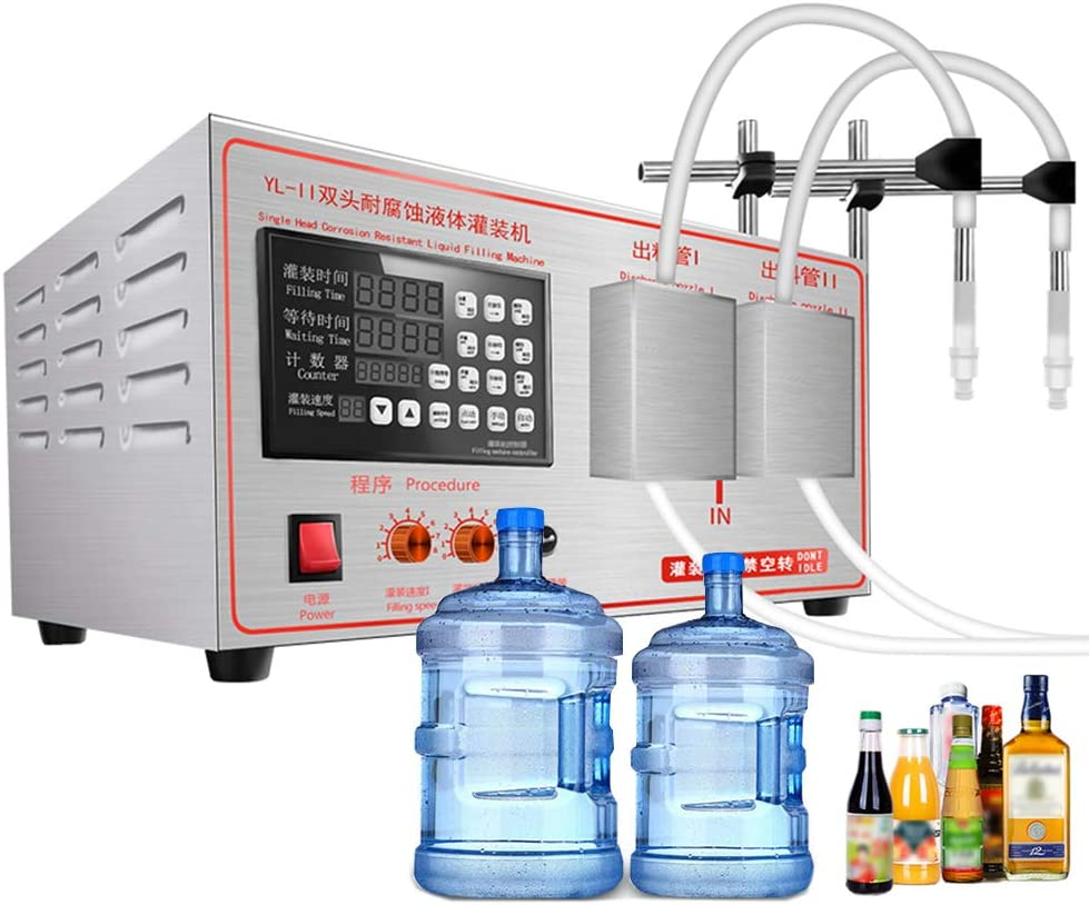 Hanchen sale Liquid Filling Popular products Machine Electric Filler Control Digital M