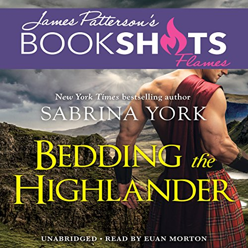 Bedding the Highlander audiobook cover art