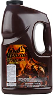 blazin bbq sauce