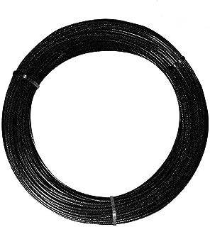 304 Wire Rope, Outdoor Light Guide Wire, 7x7 Strand Core, Bare OD 1/16