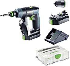 Festool 564531 - Taladro atornillador de batería CXS Li 2,6-Plus