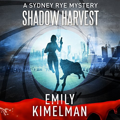 Shadow Harvest audiobook cover art