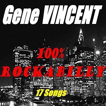 100 % Rockabilly (17 Songs)
