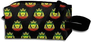 Zhangyi Reggae Rasta Flag Lion Drawstring Backpack Sports Gym Cinch Sack Bag for Kids Gym Sackpack Dance Bag Drawstring Bags Accessories