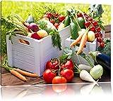 Obst Gemüse Gurke Tomaten Essen Kräuter Dill Lauch Salat