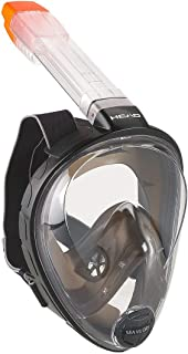 HEAD Vu Dry Full Face Snorkeling Mask (Certified Refurbished)
