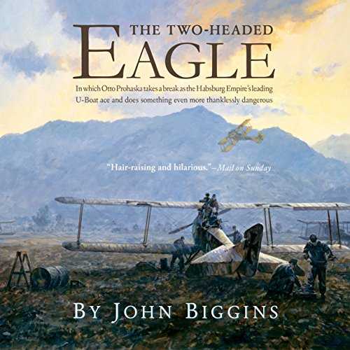 Couverture de The Two-Headed Eagle