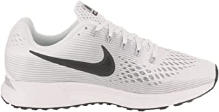 [ナイキ] WMNS AIR ZOOM PEGASUS 34 WHITE/ANTHRACITE-PURE PLATINUM-WOLF GREY ウィメンズ エア ズーム ペガサス 34 880560-103