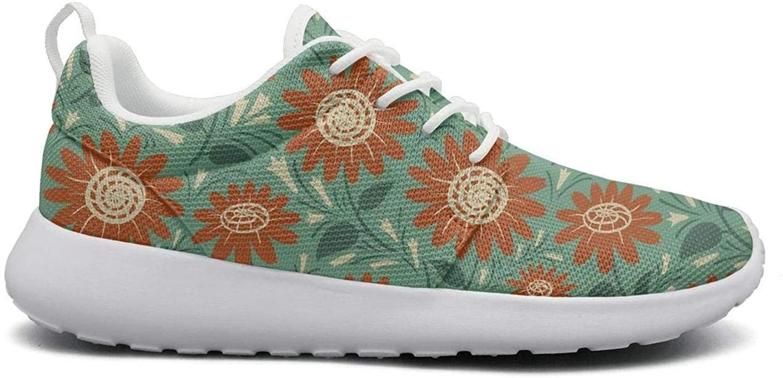 Flower Women Chali99 Plant Comfort Sunflower Shoes F1lKcTJ