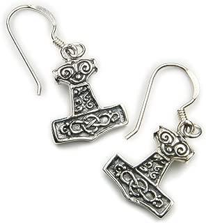 "Etnox-ring /""el martillo de Thor/"" 925 plata"