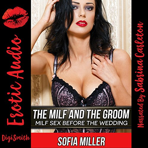 The MILF and the Groom audiobook cover art