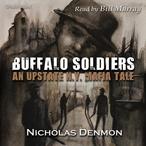 Buffalo Soldiers audiobook cover art