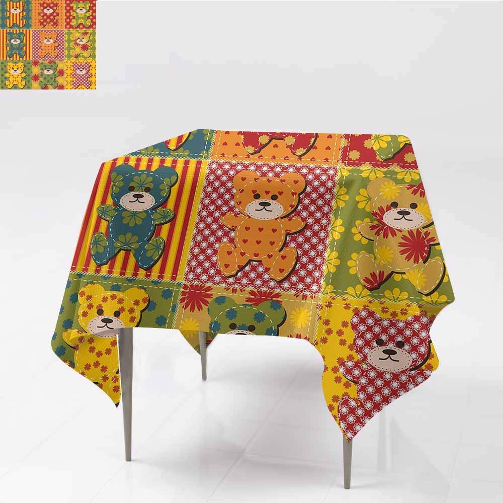Crocheted Teddy Bear Pattern – Crochet and Knitting Patterns