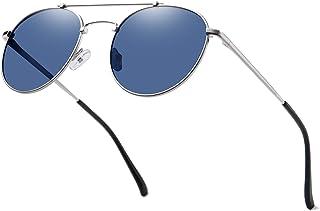 Round Sunglasses Sunglasses for Men Classic Shades UV400 VL9534E EASYGOING