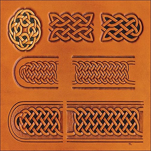 Tandy Leather Celtic Belt & Buckle Craftaid