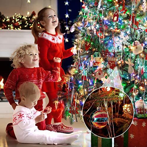 Christmas Tinsel Decoration Ideas