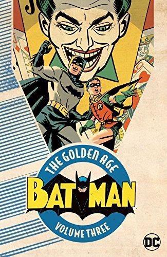 Batman: The Golden Age Vol. 3 (Detective Comics (1937-2011)) (English Edition)