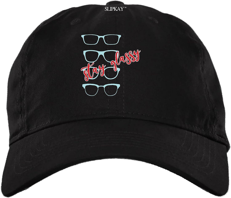 Morgan Schai Stay Glassy Hat,Dad Cap