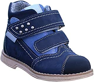 Twiki Orthopedic Boots Autumn Winter Outdoor Shoes Two Fasteners Tractor Outsole Baby Toddler Kids Boys Girls