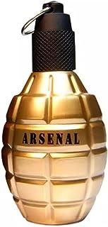 Gilles Cantuel Arsenal Gold Men's Eau de Perfume, 100 ml